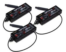 Hitec Optima 7  7-Channel 7CH 2.4GHz RC Airplane / Heli (3) 3pk Receiver 29432