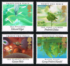 GB MNH STAMP SET 1985 Europa Music SG 1282-1285 10% OFF FOR ANY 5+