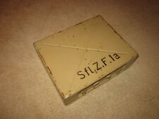 WW2 German Wehrmacht Sfl.Z.F. 1a/1 Gun Scope BOX - StuG Hetzer Brummbär - NICE!