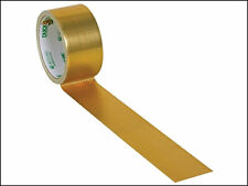 Coloured Duck Duct Gaffer Waterproof Tape 24-CARAT GOLD Repair Craft DIY use