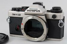 [EXC++] Olympus OM-4Ti 35mm SLR Film Camera Silver Body Only from Japan # 344