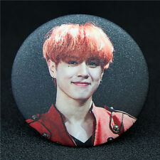 Fashion KPOP GOT7 YuGyeom Badge Brooch Chest Pin Souvenir Gift