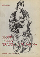 Figure della transavanguardia- L.BILLO, 1979 Carte Segrete -ST232
