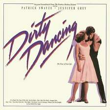 "Dirty Dancing (Original Motion Picture Soundtrack, 12"" Vinyl LP, Reissue) NEW"