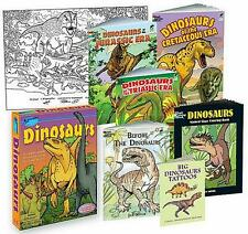 DINOSAURS DISCOVERY KIT ~ A GIANT SIZED COLLECTION OF COLORING FUN & FACTS