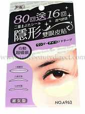 96 PAIRS FOLI  EYELID STICKERS TAPE PURPLE PK A963 NATURAL & COMFORTABLE CONTOUR