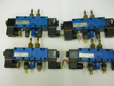 LOT OF FOUR WARCO HYDRAULIC VALVES PW66715-1 150 PSI