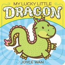 MY LUCKY LITTLE DRAGON (9780545540469) - JOYCE WAN (HARDCOVER) NEW