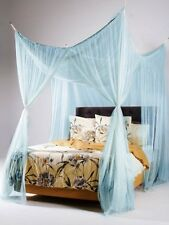 Freedom Bed Canopy  Color Palest Blue