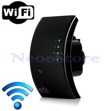 Wireless Wifi Router Repeater Range Extender Factory Office Home Village Secure