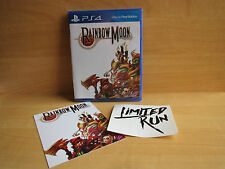 Brand New Sealed Rainbow Moon Limited Run Games PS4 Playstation 4