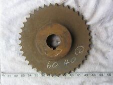 60B40 #60 40T Sprocket, Used