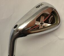 Left Handed Callaway X Tour Forged 9 Iron S300 Steel Shaft