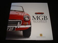 MGB, MGC & MGB GT V8 BY DAVID KNOWLES HAYNES GREAT CARS DATED 2004 1st ED. NEW