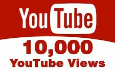 10k Real Human YouTube-Video-Views - 100% Safe to use