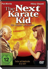 DVD * THE NEXT KARATE KID - DIE NÄCHSTE GENERATION -  Hilary Swank  # NEU OVP