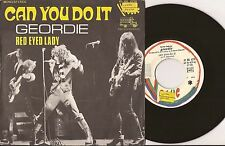 """SP 7"""" GEORDIE - (Brian Johnson AC/DC) Can you do it - EX/VG+ - VOGUE 4279 FRANCE"""