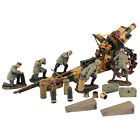 BRITAINS SOLDIERS 23054 - 1916-18 German 210 mm Howitzer and 5 Man Crew WW1