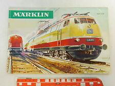 AV361-0,5# Märklin/Marklin Katalog 1966/67 D DM (ohne Gutschein)