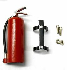 YA-0352 1/10 Rc Rock Crawler Monster Truck Body Shell cubrir fuego Extinguisher
