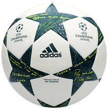 adidas UEFA Finale 16-17 Top Training Football Soccer Ball FIFA AP0373 Size 4