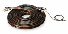 Sinuslive Sinuslive CX-50 Chinchkabel+Stecker Hochwertige Kabel 5 Meter Kupfer