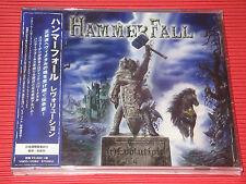 HAMMERFALL ( r ) Evolution REVOLUTION   JAPAN CD