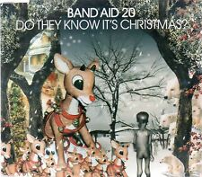 Band Aid - Do They Know It's Christmas (3 track CD single)
