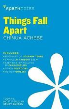 SparkNotes Literature Guide: Things Fall Apart by Chinua Achebe (2014,...