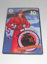 The Best of Where on Earth Is Carmen Sandiego?: 10 Episodes (DVD, 2012)