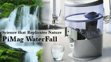 Nikken PiMag Waterfall Alkaline Minerals Magnetic Filtered Water Free Shipping