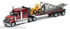 NEW RAY INTERNATIONAL LONESTAR BACKHOE LOADER W/ WIND MILL 1/32 Diecast SS-10343