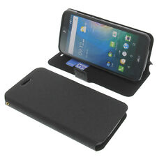 Etui pour Acer Liquid Z630 style portefeuille+ film étui pour téléphone portable