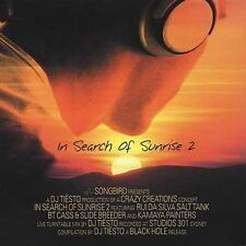 In Search of Sunrise, Vol. 2 by Tiesto (CD, Jul-2001, Black Hole Recordings)