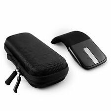 For Microsoft Arc Touch Mouse Travel Hard EVA Protective Case Carrying Pouch