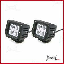 MAX 20 Watt CREE LED Flood Lights Ideal 4 Diahatsu iLOAD iMAX ix35