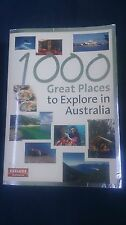 1000 GREAT PLACES TO EXPLORE IN AUSTRALIA  Australian Travel