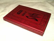 Book Hardback Star Wars: Book Of Sith
