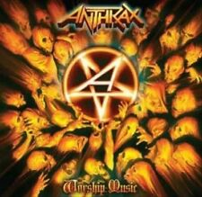 Anthrax Worship Music vinyl LP NEW sealed