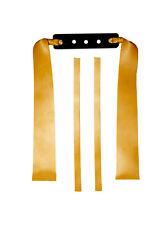 Theraband-Gold Ersatzgummi / Länge 19cm für Zwille, Schleuder, Slingshot