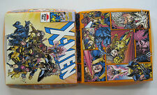 1993 Marvel Comics PIZZA HUT X-MEN Comic Pizza Box UNUSED nm/MINT