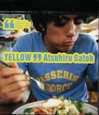 Satou Atsuhiro - YELLOW - Japan CD J-POP