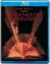 In the Mouth of Madness (2013, REGION A Blu-ray New) BLU-RAY/WS