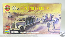 Airfix 1:72 02303 Gun and Tractor 88mm (PH 2463)