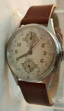 Vintage Alsta Chronograph Venus 170 Up & Down register for restoration