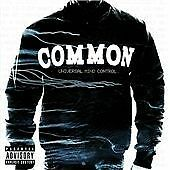Common - Universal Mind Control (CD) . FREE UK P+P .............................