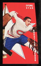 1994 ROGATIEN VACHON**Parkhurst Tall Boys Future Stars Card**Montreal Canadiens
