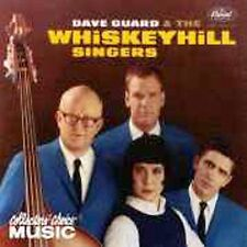 Dave Guard & the Whiskeyhill Singers (CD, Apr-2001, Collectors' Choice) NEW