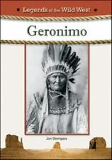 Geronimo (Legends of the Wild West)-ExLibrary