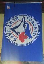 TORONTO BLUE JAYS MLB BASEBALL LARGE 3'X5' FLAG